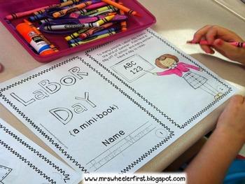 First Grade Social Studies: Labor Day