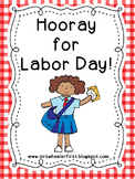 First Grade Social Studies: Labor Day