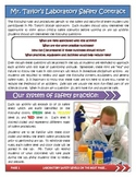LABORATORY SAFETY - safety procedures and individual stude