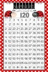 LADY BUGS - Classroom Decor: Counting to 120 Poster - size 24 x 36