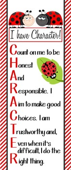LADY BUGS - Classroom Decor: LARGE BANNER, CHARACTER