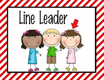 LADY BUGS - Classroom Helpers JOBS clip chart