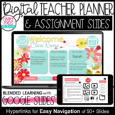 LADYBUGS Editable WEEKLY LESSON PLAN template for DISTANCE