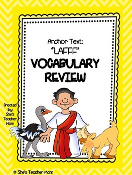 LAFFF: Fifth Grade (Journey's Vocabulary Supplement)