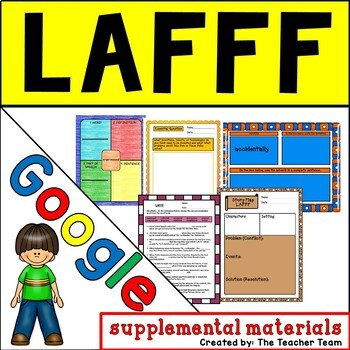 LAFFF Journeys 5th Grade Unit 4 Google Drive Resource