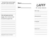 LAFFF by Lensey Namioka