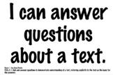 LAFS 3rd Grade- I Can statements