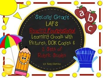 LAFS FLORIDA STANDARDS Gr 2 RF Learning Goals 2 SETS of RU