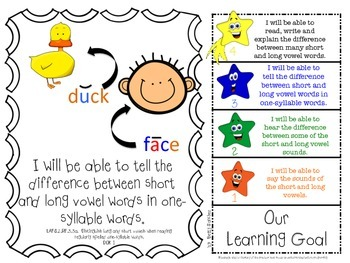 LAFS I WILL BE ABLE TO format Gr 2 READING FOUNDATIONAL Goals and Rubrics