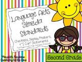LAFS - Language Arts Florida Standards {2nd Grade - Rainbow Stripe}