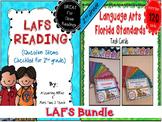 LAFS Question Stems Checklist & Task Cards {2nd Grade Bundle}