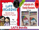 LAFS Question Stems Checklist & Task Cards {5th Grade Bundle}