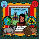 LAKOTA INDIANS of the GREAT PLAINS: Full-Color AND Black &