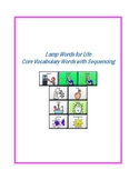LAMP AAC - Words for Life - Core Vocabulary