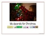 "LAMP AAC book- ""Christmas"""