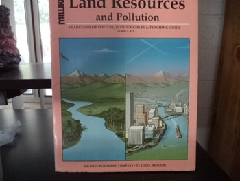 LAND RESOURCES AND POLLUTION  ISBN 0 88335 302 4