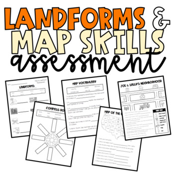 LANDFORM AND MAP SKILL ASSESSMENT