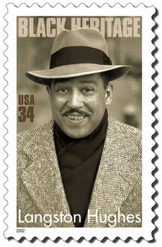 CELEBRATE BLACK HISTORY MONTH: LANGSTON HUGHES MOTHER TO S