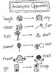 LANGUAGE ARTS:  Homophones, Multiple Meanings, Antonyms, Synonyms for Artists