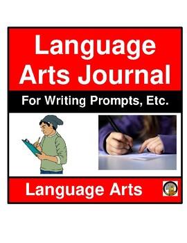 LANGUAGE ARTS JOURNAL- NO PREP- FREE