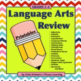 LANGUAGE ARTS REVIEW  • TEST PREP (grades 3-4)