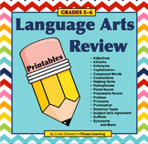 LANGUAGE ARTS REVIEW • Grades 5–6 • GREAT FOR TEST PREP