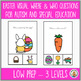 LANGUAGE BUNDLE FOR AUTISM & SPED - EASTER
