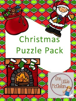 LARGE CHRISTMAS PUZZLE PACK!!!!!!