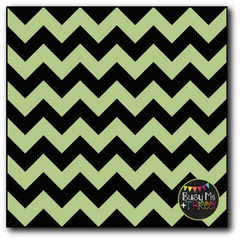 LARGE Chevron Mix, Black Digital Papers {Commercial Use Digital Graphics}