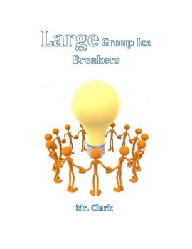 LARGE Group Ice Breakers