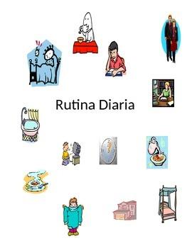 LAS ACCIONES DE  RUTINA