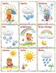 Spanish Estaciones Song - Flashcards
