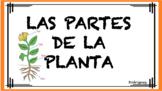 LAS PARTES DE LA PLANTA- COMPLETAMENTE EDITABLE