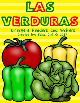 LAS VERDURAS - VEGETABLES IN SPANISH