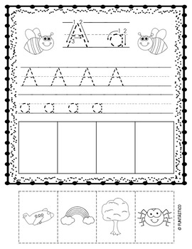 LAS VOCALES POSTERS, FLASHCARDS AND WORKSHEETS
