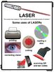 LASER Terms Handouts and Quiz