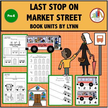 LAST STOP ON MARKET STREET  BOOK UNIT