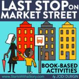 LAST STOP ON MARKET STREET read aloud lessons