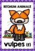 LATIN FOR CHILDREN - 20 ANIMALS POSTERS / FLASHCARDS (1)