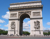 L'Arc de Triomphe ~ Pre-Writing ~ Brainstorming & Organizing Ideas