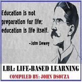 LBL: LIFE-BASED LEARNING