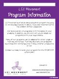 LCI Movement Info Pack