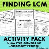 LCM Activities