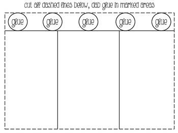 LCM & GCF Venn Diagram Foldable