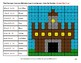 LCM: Least Common Multiple - Middle Ages Mystery Pictures / Color By Number