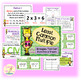 LCM Task Card Activities and Interactive Notebook