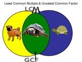 LCM and GCF animated