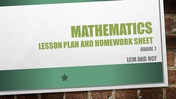 Grade 7 LCM and HCF