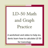 LD-50 Graph and Math Practice