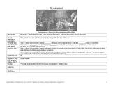 LDC Module:  REVOLUTION! (English Civil War, French Revolution...)